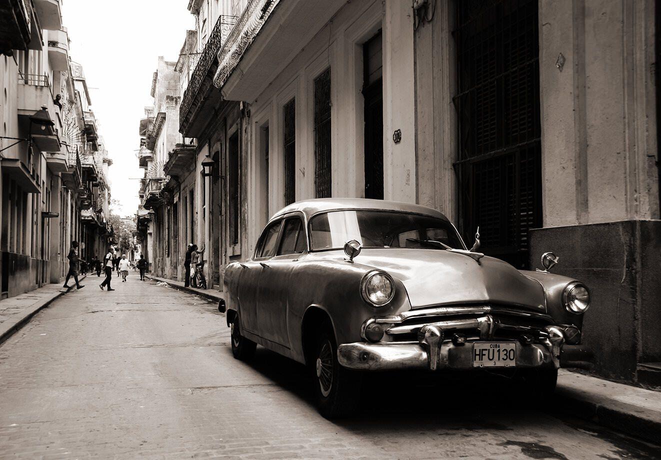 Havana+car+pretty+gritty