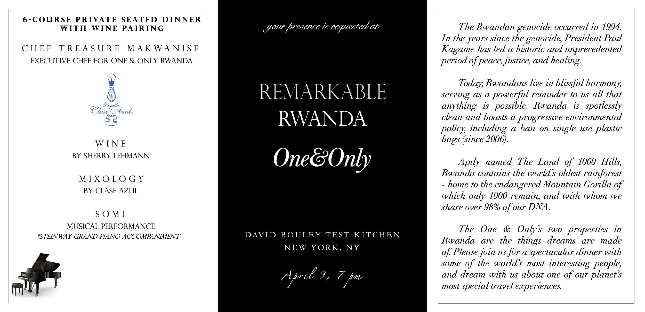 remarkable rwanda