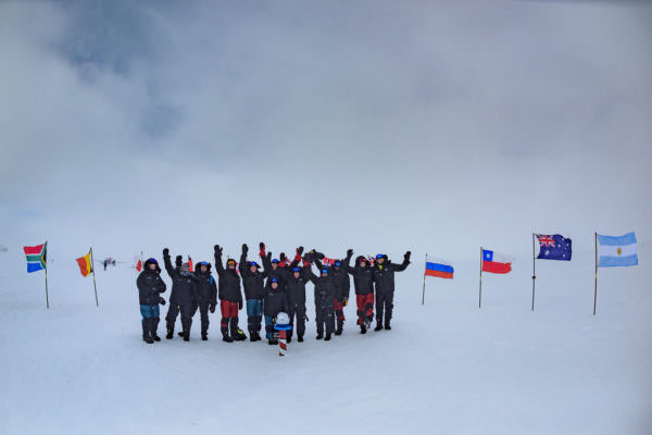 Expedition to the South Pole
