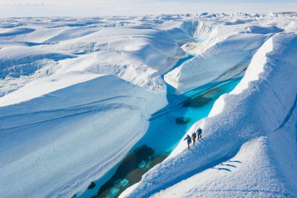 Glacier Hikes