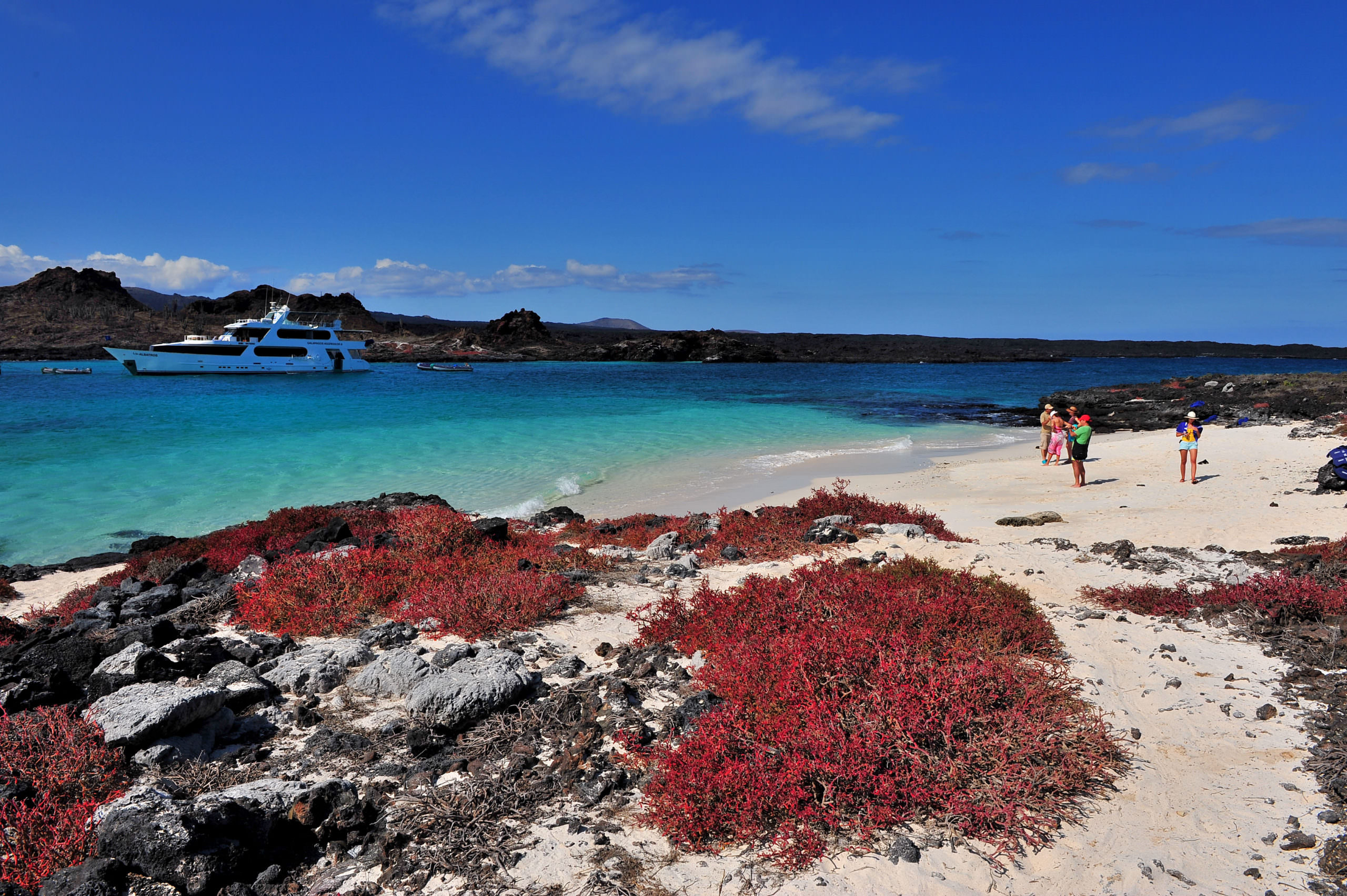 Galapagos by Private Yacht
