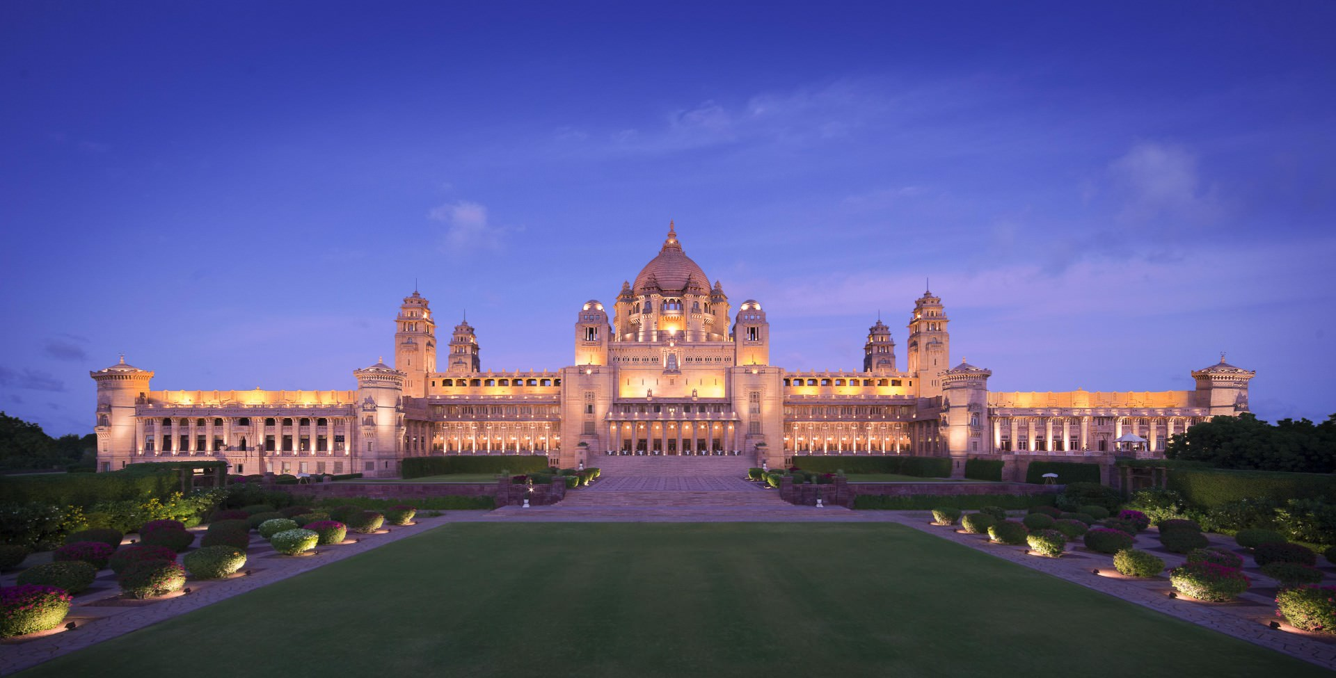 Live Like a Maharajah in an Indian Palace