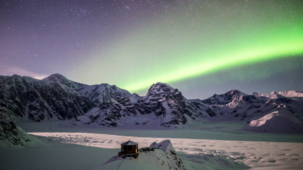 Alaska's Most Exclusive Address