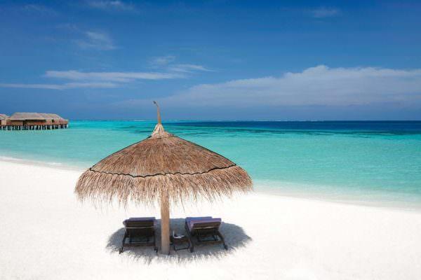 Unspoiled Whitesand Beaches