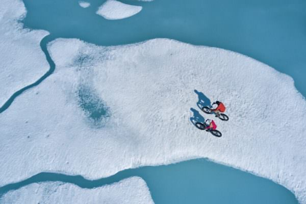 Glide Over The Ice