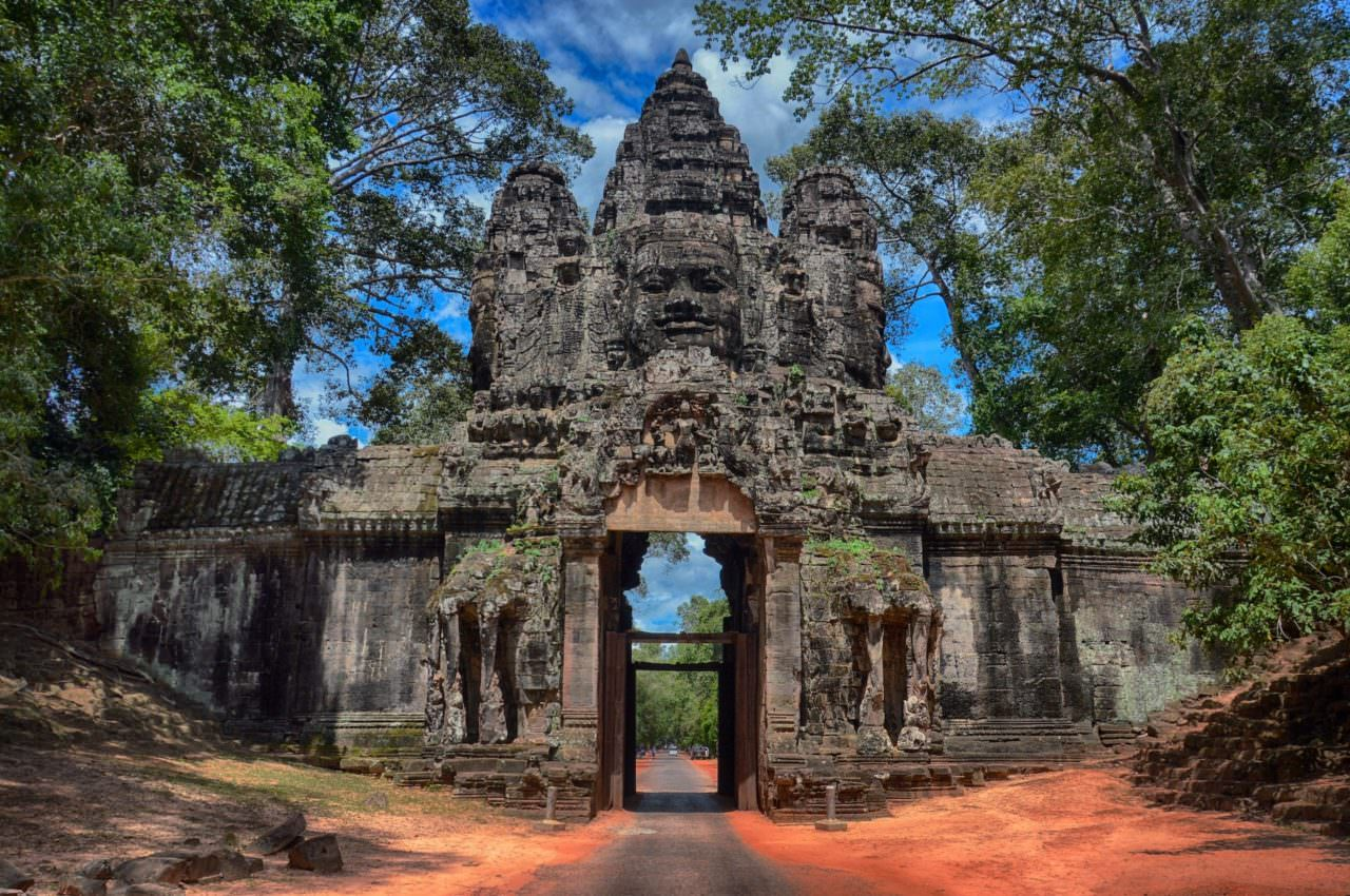 Angkor Wat Away from the Crowds