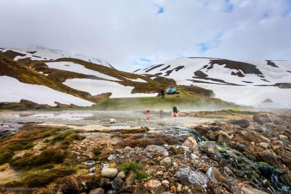Geothermal Lagoons