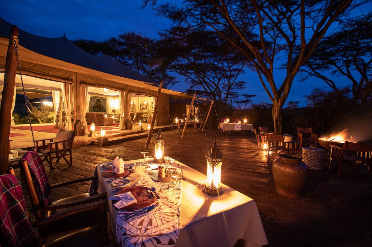 Mara Nyika Tented Camp